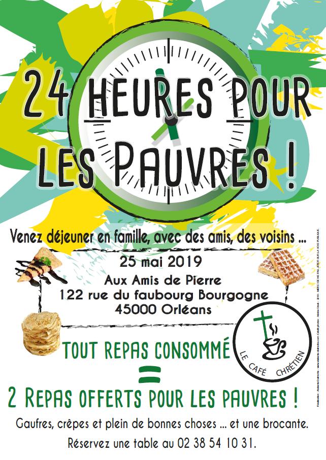Affiche Café Chrétien