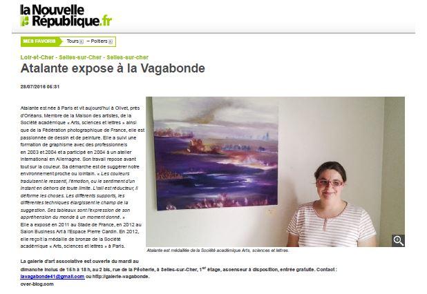 GALERIE VAGABONDE