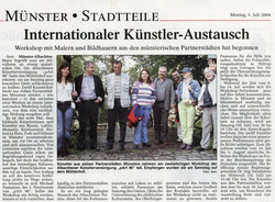 Workshop International Münster