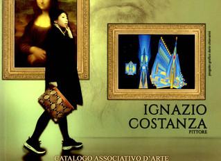 Catalogue d'art en hommage à Léonard de Vinci