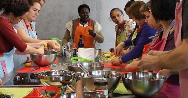 atelier culinaire unique en France, voyage, dégustation, kiné-olfactive et bien être