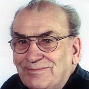 Benno Gnodtke, Mitglied seit 1947, geboren 1931/2012 verstorben