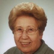 Hildegard Balke, Mitglied seit 1968, geboren 1922/2009 verstorben