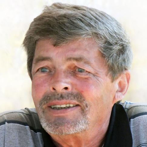 Helmut Röglin, Mitglied seit 1963, geboren 1943/2015 verstorben