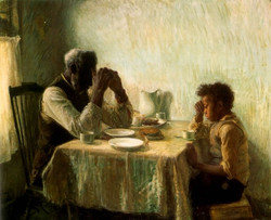 Thankful Poor Henry Ossawa Tanner