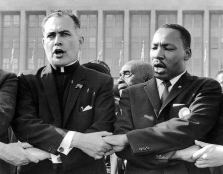 King and hesburgh