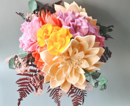 Bouquet de fleurs Nouméa