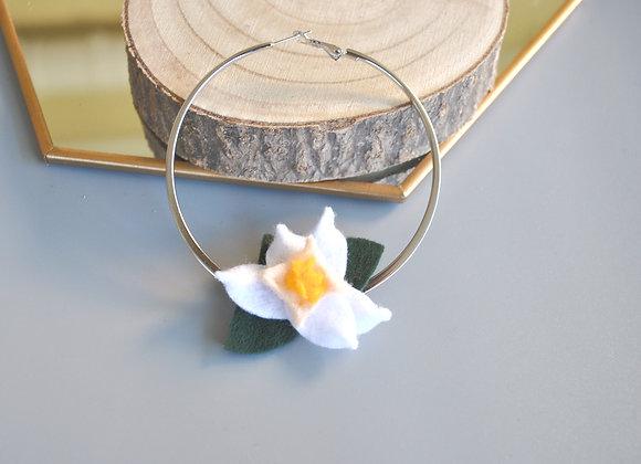 Créoles orchidées