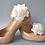 Thumbnail: Clips chaussures boutons de fleurs