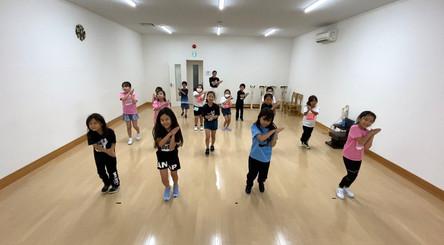 縄跳びダンス