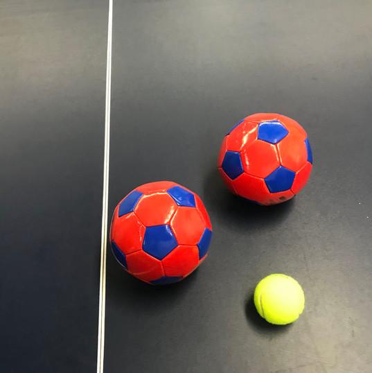 ミニサッカーボール