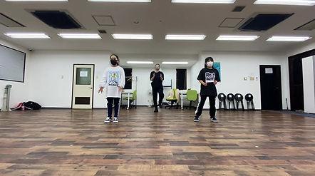 リアクションダンススクール ジュニアクラス