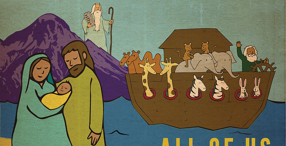 All of Us: Bible Songs for Everyone