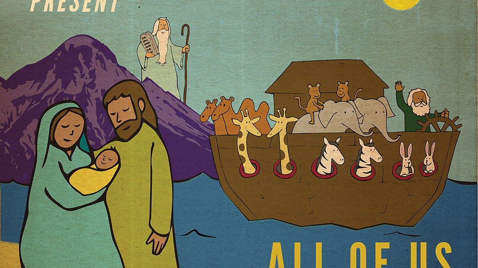 All Of Us: Bible Songs for Everyone - Digital