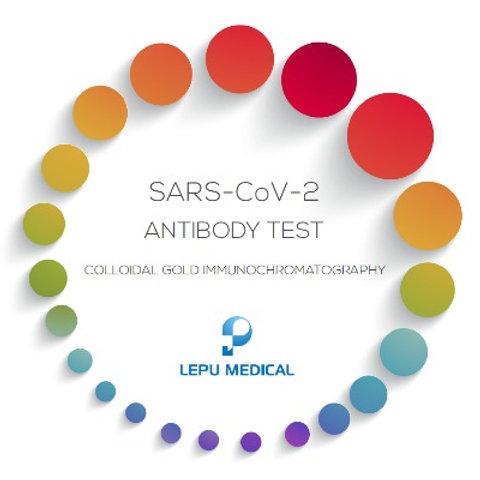 LECCURATE - Teste Rápido Covid - 100 testes (R$55,00/teste)