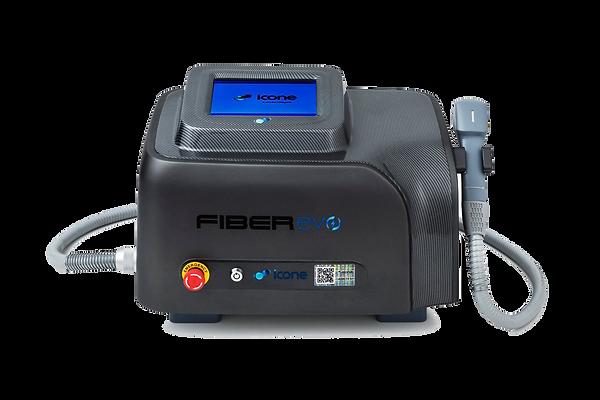 Fiber EVO - Laser de DIODO para epilação por Fibra Óptica! Nova Geração de laser de diodo 810nm em alta potência através de condução por fibra óptica.