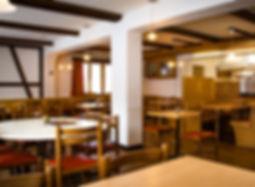 Gemütliches Restaurant