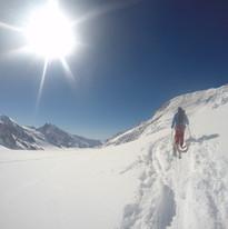 Skitouren Lötschenlücke