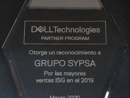 Con persistencia, optimismo y tenacidad, seguimos liderando el mercado: PREMIO DELL-EMC ISG