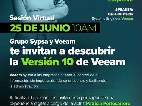 Presentación Veeam V10