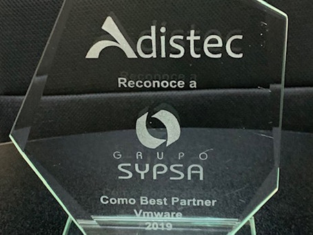 Premiación Adistec Best Partner 2019