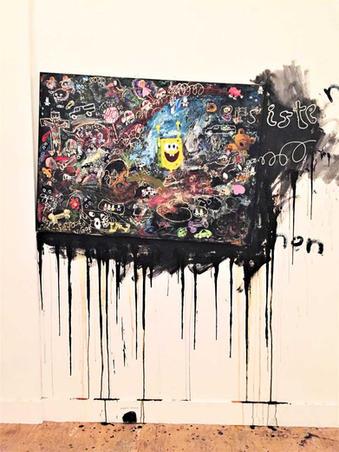 Spongebob Ooze
