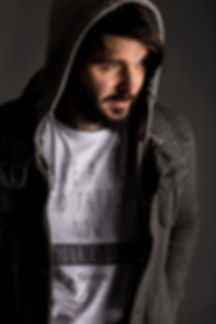 Guy with a Hoodie