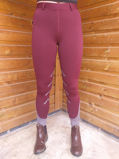Medway Riding Tights ( Silicon knee grips)