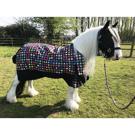 Sheldon Spectrum 50g Turnout Rug