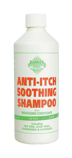 Barrier Anti Itch Soothing Shampoo 500ml