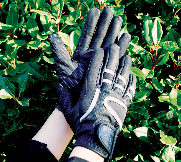 Rhinegold Winter Thinulate Riding Gloves