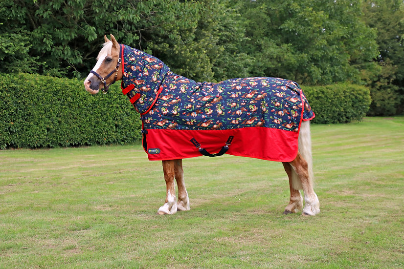 StormX Original 200 Combi Rug Thelwell Collection