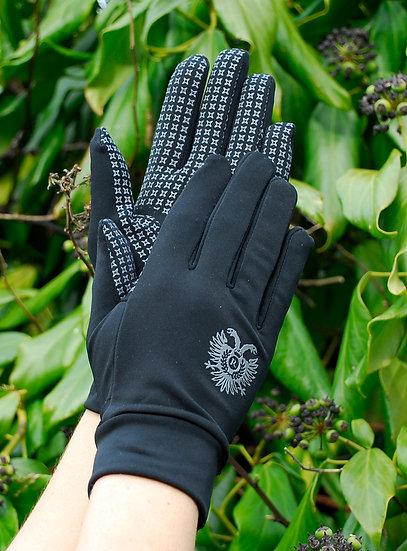 Rhinegold Spandex/Lycra with Silicone Grip Palm