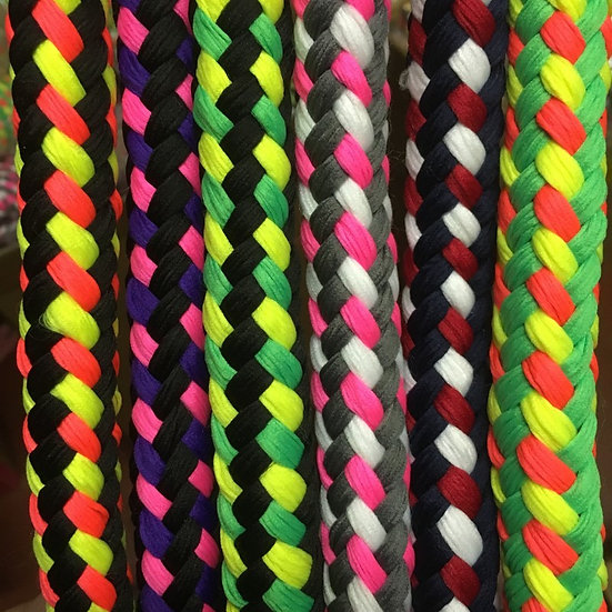 Multi Colour TEXTURISED Lead Rope
