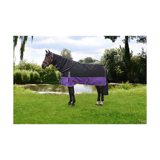 HY StormX Original 200 Turnout Rug  with Detachable Neck Cover