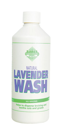 Barrier Natural Lavendar Wash 500ml