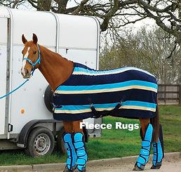 653 Fleece Rug - Turquoise - web - elite