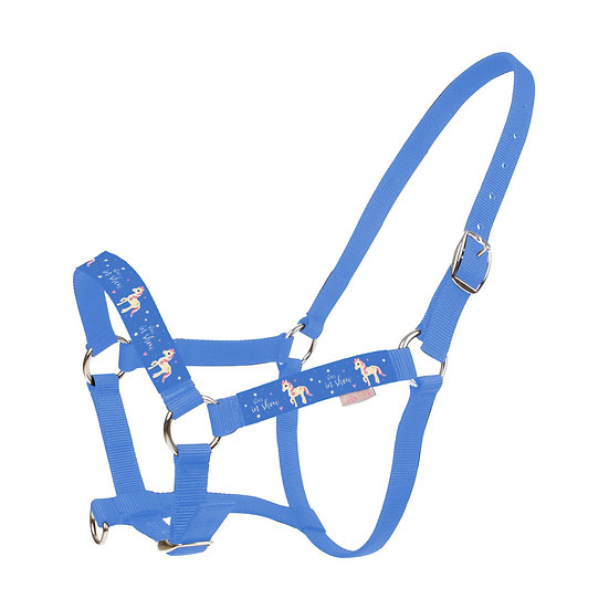 Little Rider Little Show Pony Head Collar and Leadrope