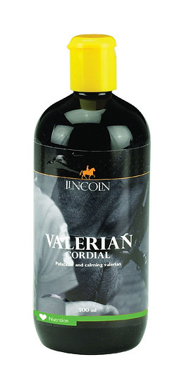 Lincoln Herbs Valerian Cordial - 250ml