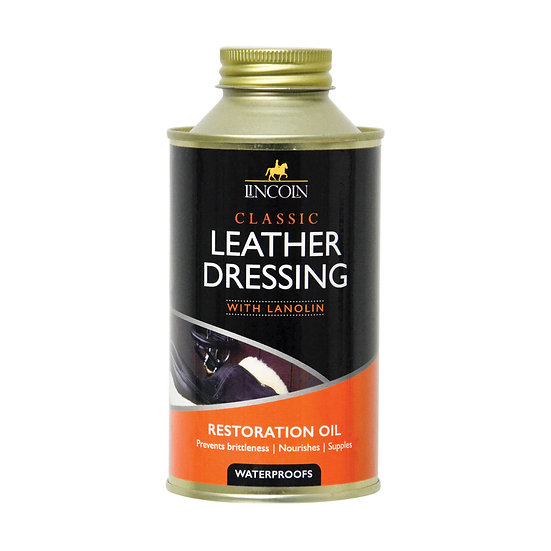 Lincoln Classic Leather Dressing- 500ml
