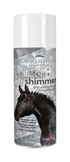 Groom Away Glitter Shimmer Spray- 400ml