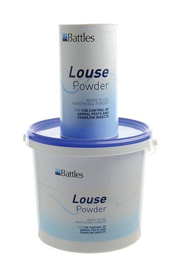 Battles Louse Powder