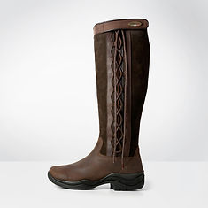 Brogini winchester laced country boot.jp