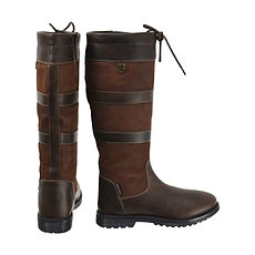 HyLAND-Bakewell-Long-Country-Boots-Dark