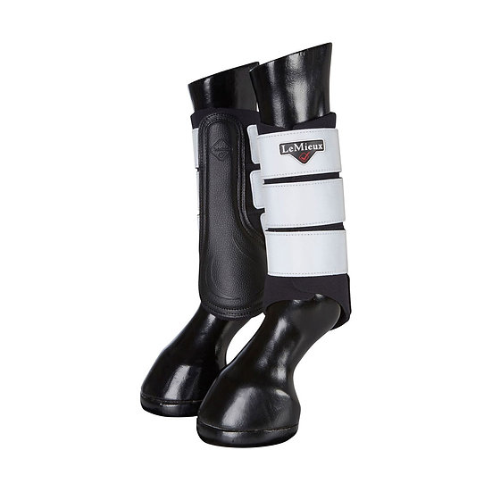 Le Mieux Hi Visibility Grafter Brushing Boots