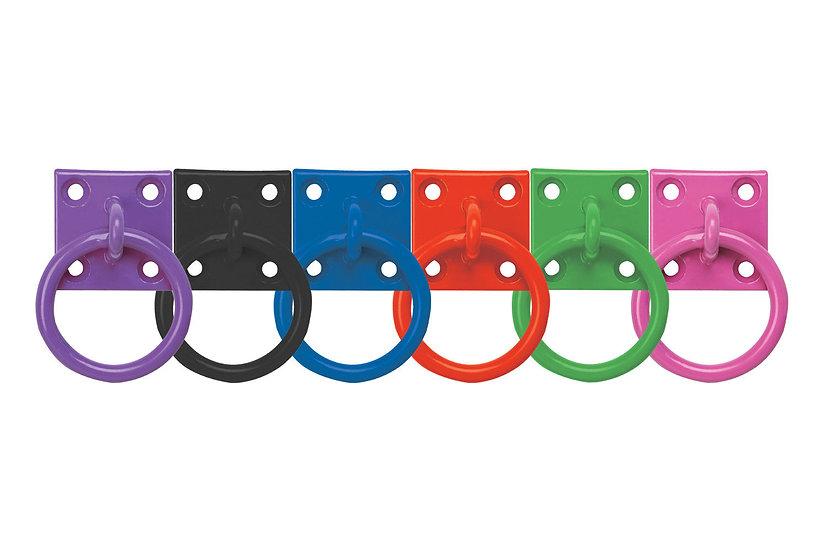Perry Tie RIngs - Twin Pack