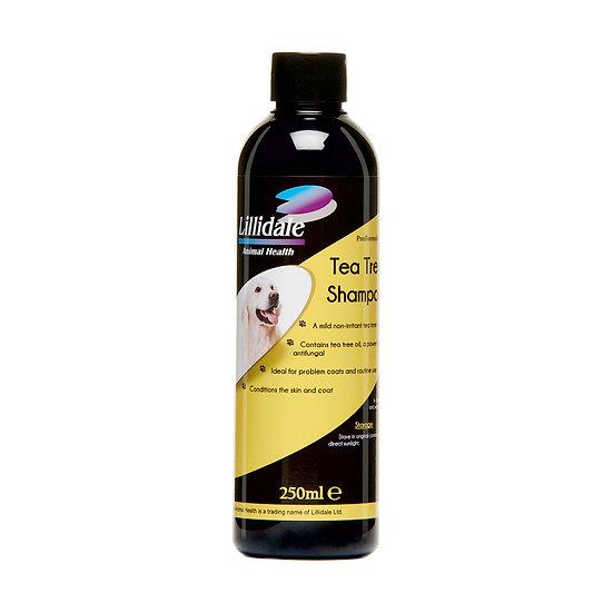 Lillidale Tea Tree Shampoo 250ml