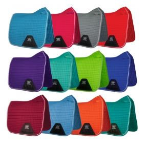 Woof Wear Dressage Saddle Pad Colour Fusion - FULL