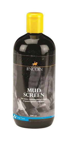 Lincoln Mud Screen - 500ml