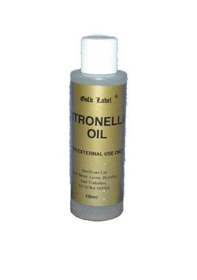 Gold Label Citronella Oil 100ml